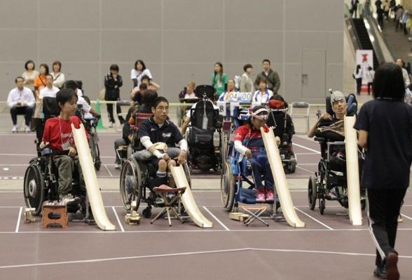Paraphoto : 国際障害者スポーツ ...