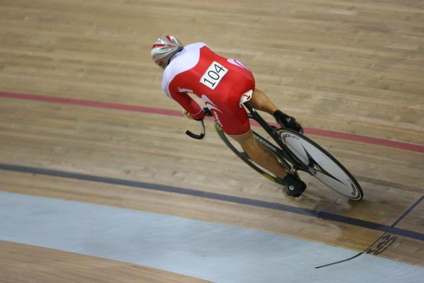 石井 世界新で日本勢初の金メダル - 北京パラリンピック » 自転車
