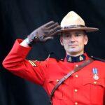 カナダ国歌の斉唱
