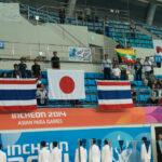 国旗の掲揚