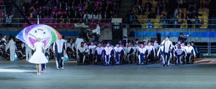 日本選手団は、過去最大の285人が参加、実施される23競技のうち22競技に出場する