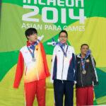 男子100M平泳ぎSB7