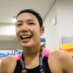 池愛里(17歳・東京都)女子400M自由形S10