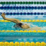 江島大佑(28歳・シグマクシス)男子100M背泳ぎS7 1:17.47で金メダル