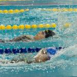 女子100M背泳ぎS9