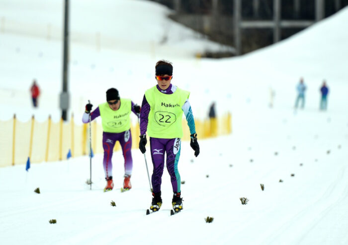 長野から17年の地で、ジャパンパラ・クロスカントリースキーが開幕