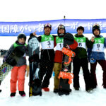 第1回全国障がい者スノーボード選手権大会、参加した選手たち