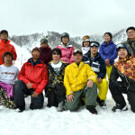 第1回全国障がい者スノーボード選手権大会、競技スタッフ