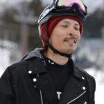 優勝した鈴木隆太