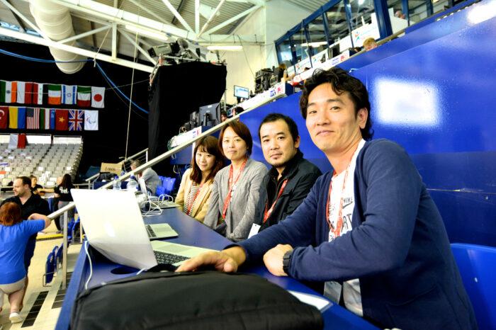 もうひとつのスポーツドキュメンタリー、衛星放送のWOWOWが取材・撮影開始!