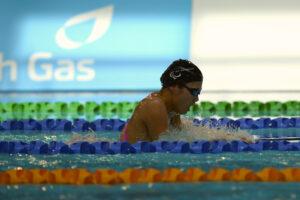 女子100メートル平泳ぎSB9・予選9位(補欠) 池愛理(エイベックス)