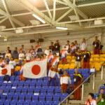 日本選手団関係者