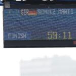 優勝したPT4ドイツのマーチン・シュルツの記録は59分11秒