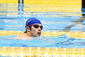 7月に行われたIPC水泳世界選手権大会で金2個を含む4個のメダルを獲得、リオパラリンピック出場内定を得た木村敬一