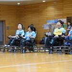決勝戦 横浜クラッカーズ対横浜ベイドリーム