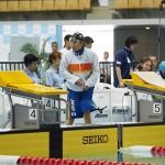 女子400メートル自由形S8でアジア記録をもつ鎌田美希(両下腿欠損・大阪シーホース)は、9月5日、予選・決勝ともに自己のアジア記録を更新した。