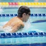 男子100メートル平泳ぎ