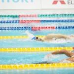 木村敬一(全盲・東京ガス)の泳ぎ。400メートル自由形、決勝