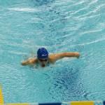 一ノ瀬メイ(左腕欠損・近畿大学)200メートル個人メドレーS9の泳ぎ