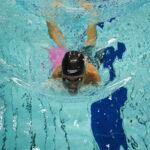 中村智太郎(両腕欠損・パル彩の台)100メートル平泳ぎSB7決勝