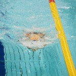 木村敬一(全盲・東京ガス)100メートル平泳ぎSB11決勝