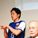 河野翔 ろう者サッカー・東京都聴覚障害者サッカー部
