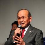 鳥原光憲 日本障がい者スポーツ協会会長