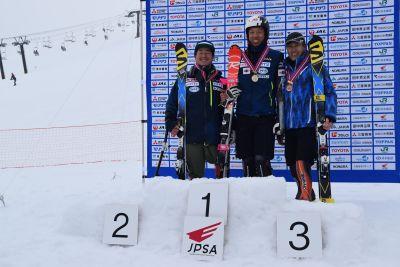 アルペンスキー・ジャパンパラ70年来の雪不足でシーズン終わる
