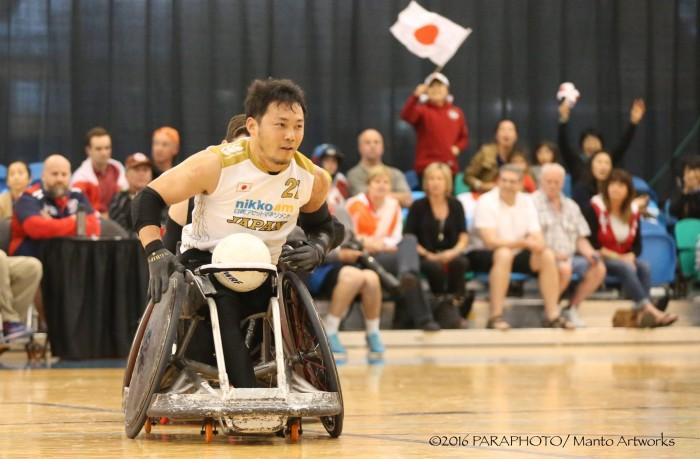 日本史上初、世界ランク1位の地元カナダに勝利!