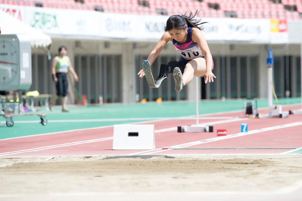 2016ジャパンパラ陸上・走幅跳