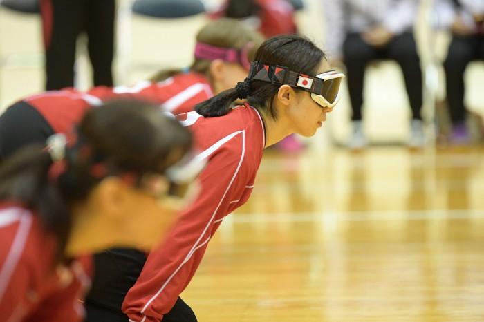 日本A - イスラエルの決勝戦で 写真・山下元気