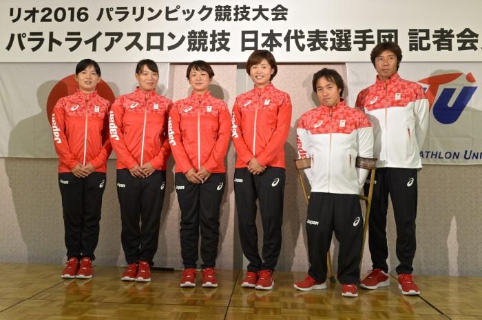 秦由加子、木村潤平が、再び日本代表へ。リオへの壮行会!