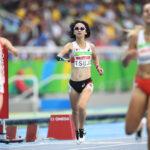 2016 リオパラリンピック 女子200m(T47−決勝)辻紗絵選手 写真・三浦宏之