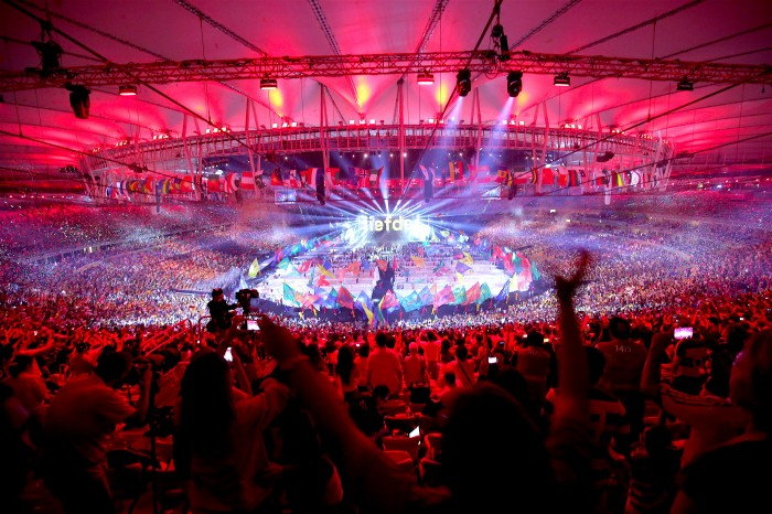 12日間のパラリンピックが閉幕。東京へとバトンをつなぐ