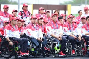 日本代表選手がリオパラリンピック選手村に入村!