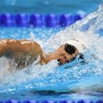 2016 リオパラリンピック6日目 競泳男子200メートル自由形(S14)決勝の中島啓智選手