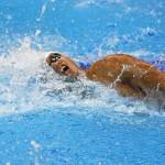 木村敬一50メートル自由形の泳ぎ