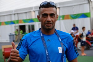 「形は違っても、夢がかなった」シリア出身、難民選手団フセインが語る想い