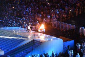 リオパラリンピック開会式(後半)