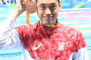 競泳:津川が銅!ディアスは圧倒的な強さで11個目の金!