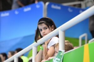 2016 リオパラリンピック 3日目 競泳競技会場の模様
