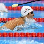 木村敬一の100メートル平泳ぎ(S11) 写真・西川隼矢