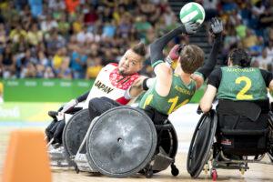 ウィルチェアラグビー:日本はオーストラリアに惨敗。カナダとの3位決定戦へ