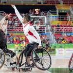 車いすバスケ:最終戦、日本は9位に終わる