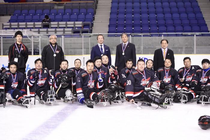 パラリンピック復帰へ踏み出した、日本代表チーム