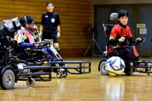 新設10キロは長野FCクラッシャーズが優勝。〜横浜F・マリノスカップ・電動車椅子サッカー〜