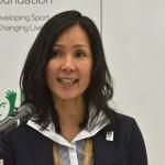 日本財団パラリンピックサポートセンター・プロジェクトマネージャー/長野パラリンピック金メダリスト マセソン美季