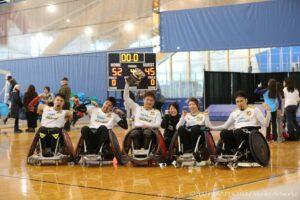 日本チーム、カナダで全勝!遠征が終了