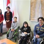 日本領事館表敬訪問
