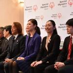 冬季オリンピック・フィギュアスケートの安藤美姫やサッカーの北澤豪なども参加